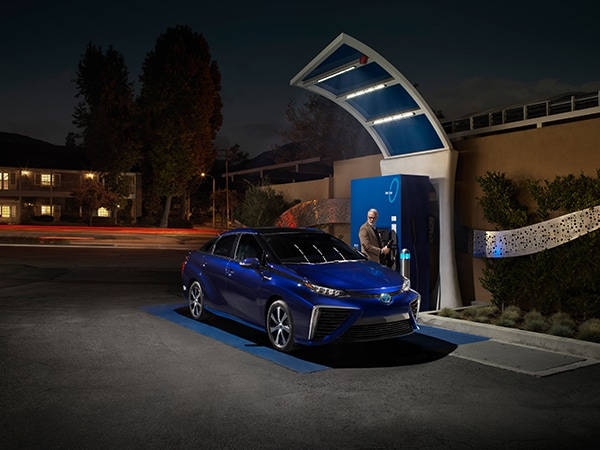 5 Things You Should Know About the Toyota Mirai