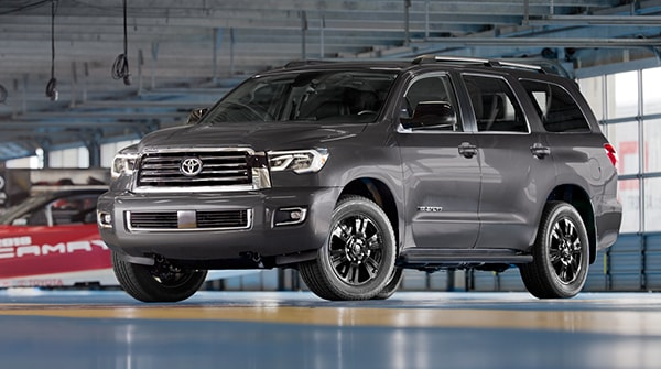 Review: 2018 Toyota Sequoia