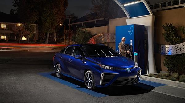 Review: 2018 Toyota Mirai