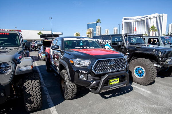 The Coolest Toyotas from 2018 SEMA Show