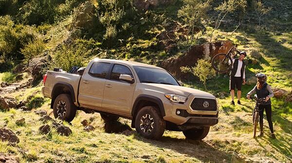 Reseña: 2018 Toyota Tacoma
