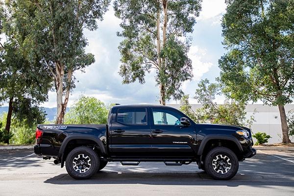 Eibach PRO-TRUCK Kit Toyota Tacoma suspension