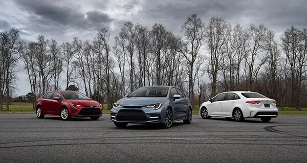 Introducing the 2020 Toyota Corolla Sedan