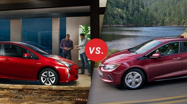 Comparison: 2017 Toyota Prius vs 2017 Chevrolet Volt