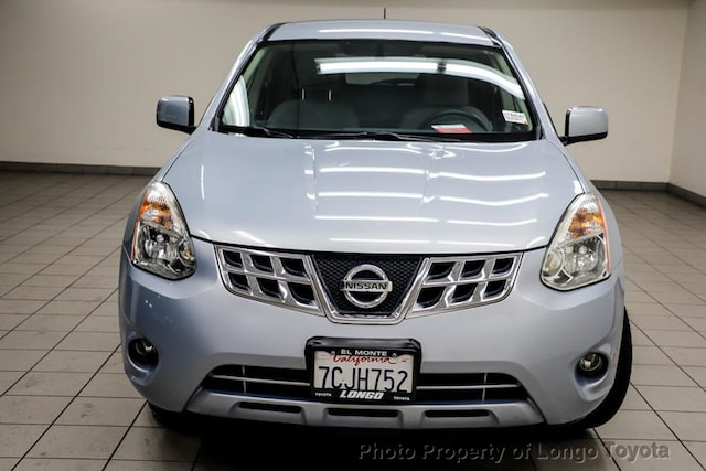 Used 2013 Nissan Rogue Fwd S Suv Frosted Steel For Sale El Monte