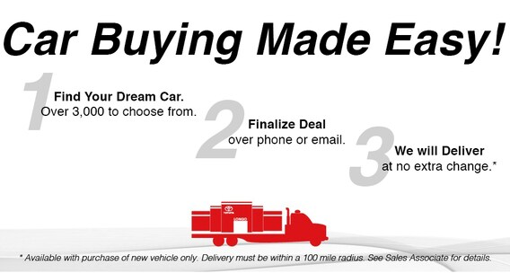 New Toyota & Used Car Dealer in El Monte | America's largest