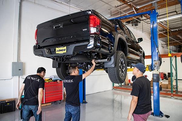 Sema Toyota Tacoma Project