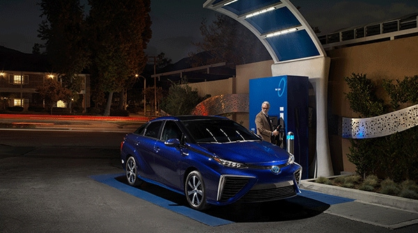 Review: 2019 Toyota Mirai