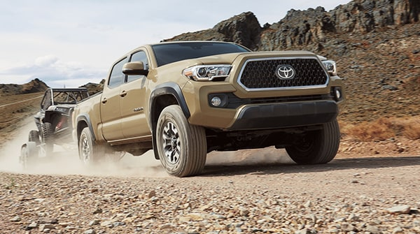 Review: 2018 Toyota Tacoma