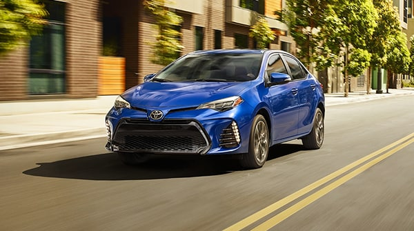 Review: 2017 Toyota Corolla