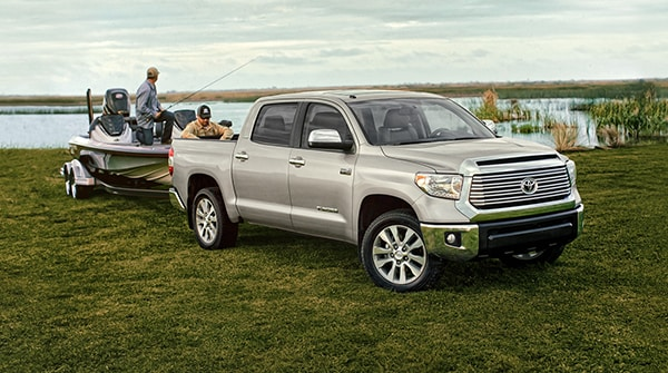 Review: 2017 Toyota Tundra