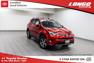 Certified Pre-Owned 2016 Toyota RAV4 FWD  XLE SUV 2T3WFREV3GW265146 Serving Los Angeles