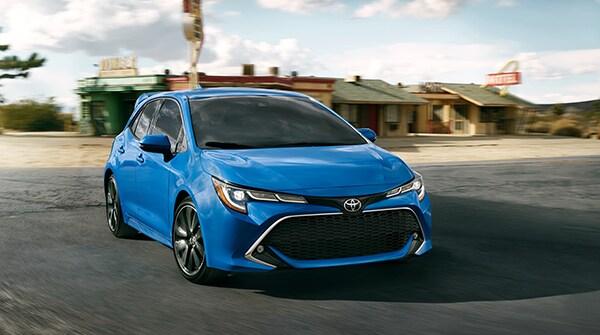 Reseña: 2019 Toyota Corolla Hatchback