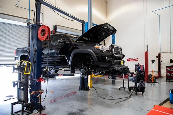 Eibach Toyota Tacoma suspension