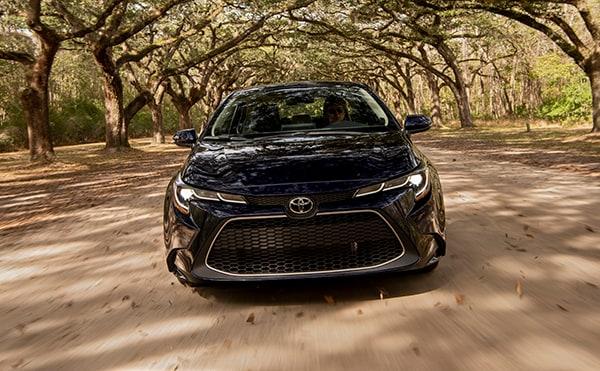 Introducing The 2020 Toyota Corolla Sedan Longo Toyota
