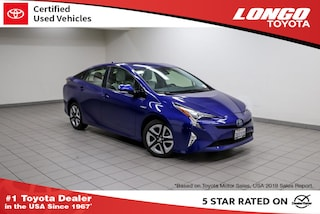 Certified Pre-Owned 2016 Toyota Prius Three Touring Hatchback JTDKARFU8G3511615 Serving Los Angeles