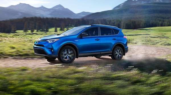 Review: 2018 Toyota RAV4 Hybrid