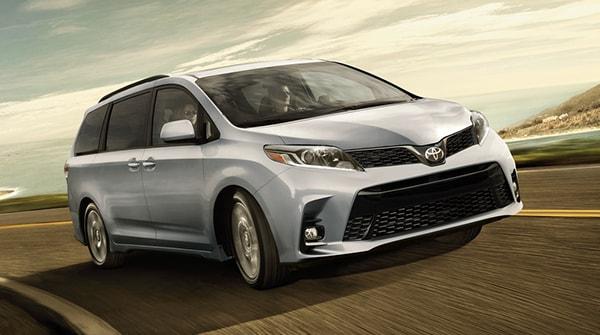 Reseña: 2020 Toyota Sienna