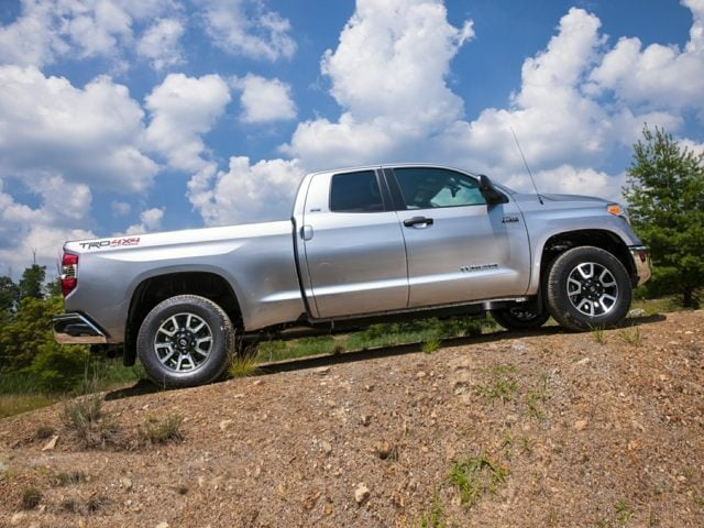 Experience Full Size Towing And Payload Power With The New Toyota Tundra In  El Monte