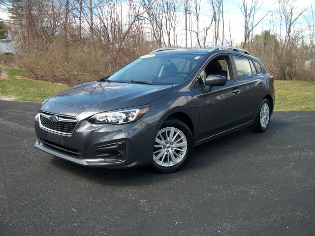 Used Subaru Impreza Webster Ma