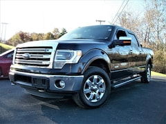 New 2014 Ford F-150 Lariat Truck SuperCrew Cab Webster Massachusetts