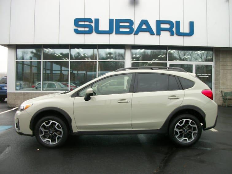Certified 2017 Subaru Crosstrek SUV in Webster, MA