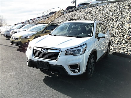 New 2021 Subaru Forester Limited SUV Webster, Massachusetts