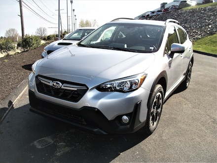 New 2021 Subaru Crosstrek Premium SUV Webster, Massachusetts