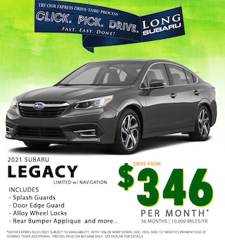 May 2021 Legacy Special