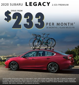 September Legacy Special