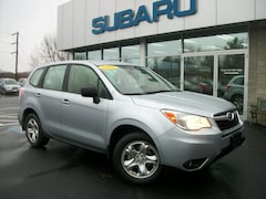 Used 2015 Subaru Forester 2.5i SUV in Webster, MA