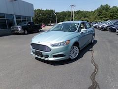 New 2014 Ford Fusion Hybrid SE Sedan Webster Massachusetts