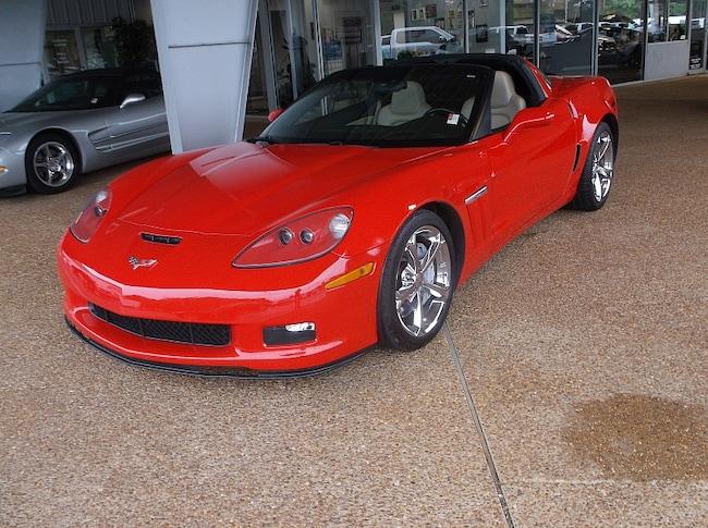 Used 2012 Chevrolet Corvette Grand Sport Sporty Car Humboldt