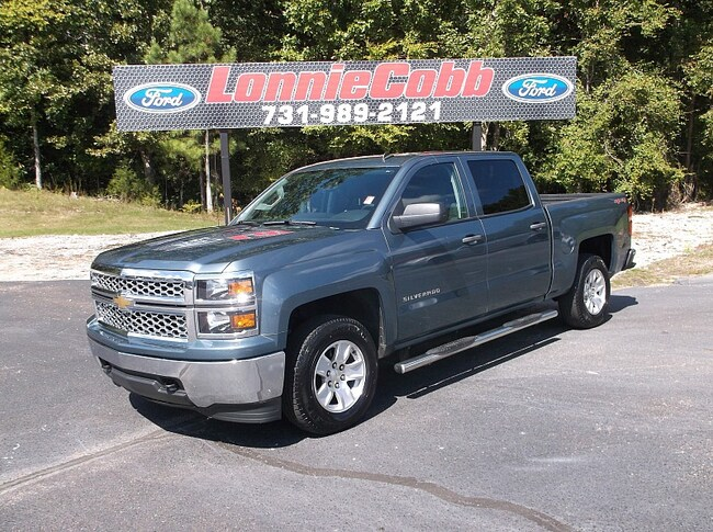 Used 2014 Chevrolet Silverado 1500 4WD LT Full Size Truck Humboldt