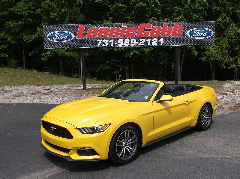 Honda Of Cleveland Tn >> Lonnie Cobb Ford | Ford Dealership in Henderson, TN
