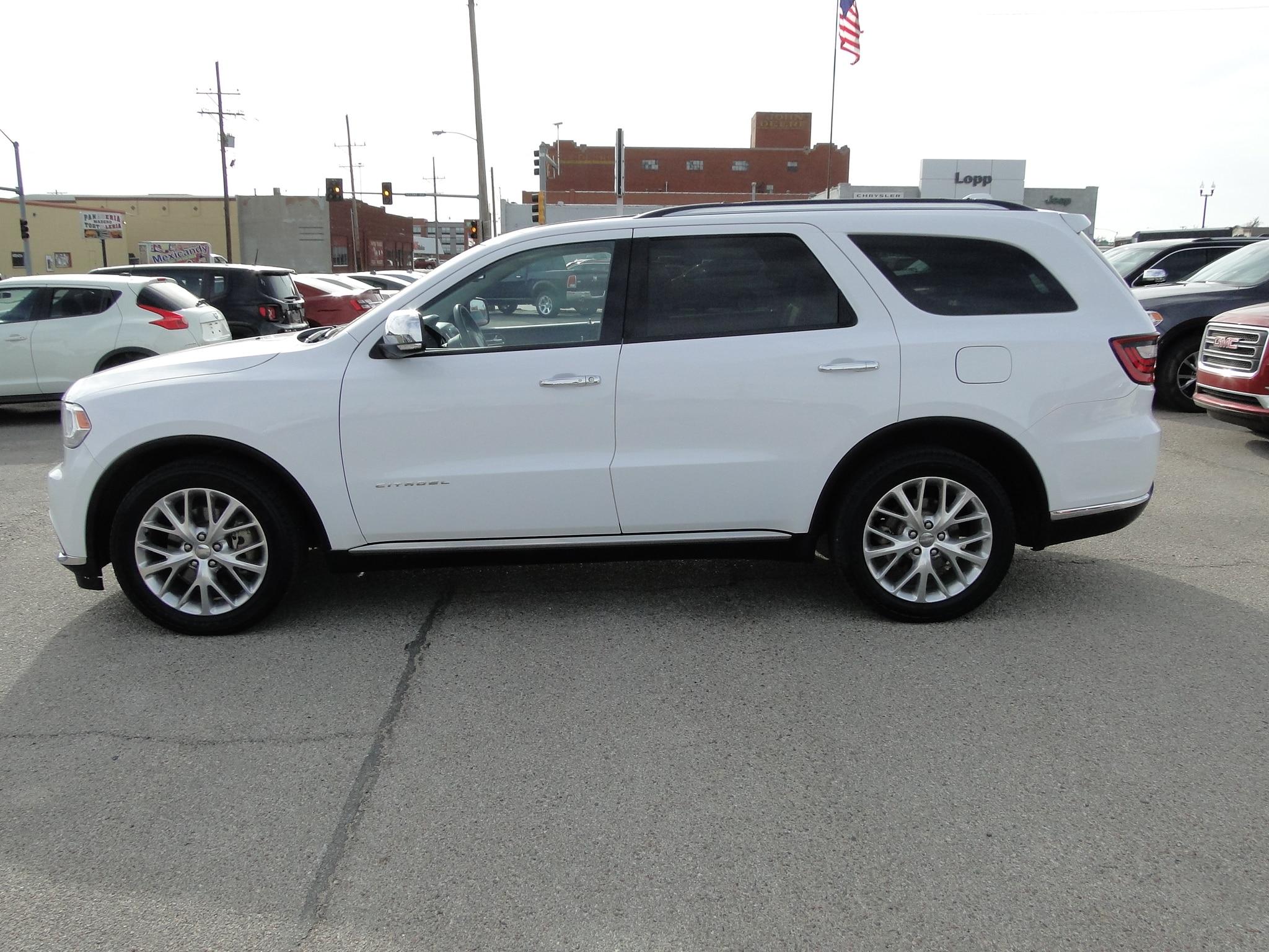 2014 Dodge Durango Citadel SUV