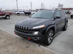 2018 Jeep Cherokee TRAILHAWK 4X4 Sport Utility
