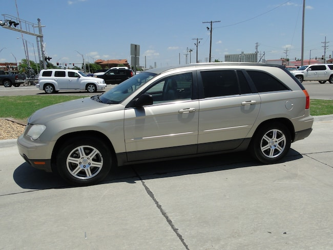 2008 Chrysler Pacifica Touring SUV