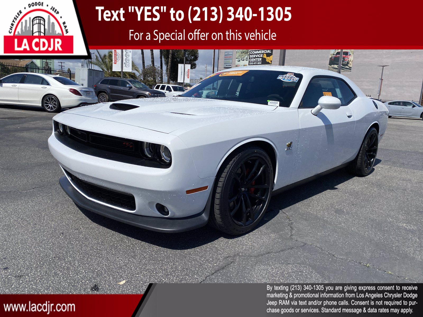 Used Dodge Challenger Los Angeles Ca