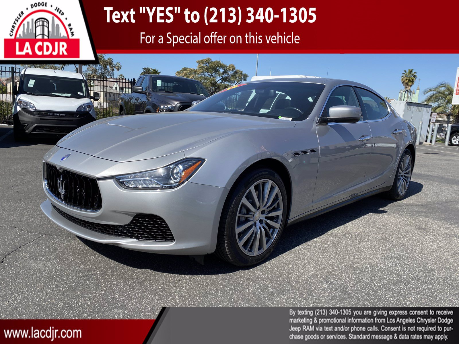 Used Maserati Ghibli Los Angeles Ca