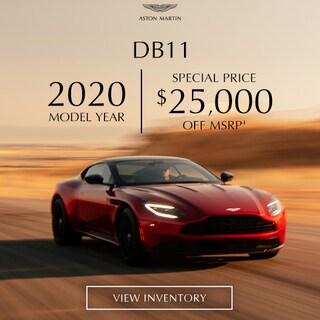 Aston Martin DB11 in Los Gatos, CA