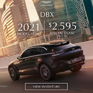 2021 Aston Martin DBX Models