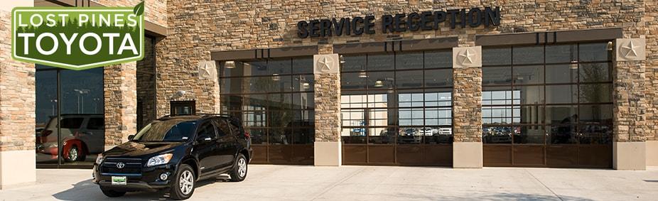 lost pines toyota toyota service center dealership autos post. Black Bedroom Furniture Sets. Home Design Ideas