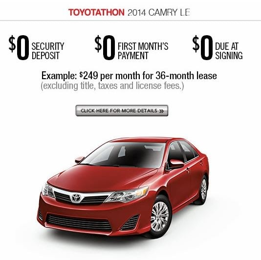 top 10 car deals of the month for january 2014 cars html autos weblog. Black Bedroom Furniture Sets. Home Design Ideas