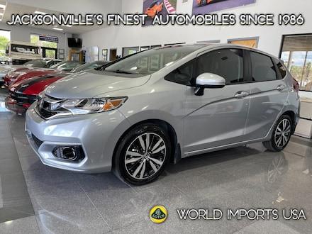 2020 Honda Fit EX CVT Hatchback