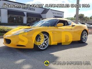 Used 2011 Lotus Evora 2+2 Coupe SCCLMDTU0BHA10847 for Sale in Jacksonville FL