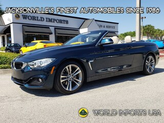 2016 BMW 428I Sport Hardtop Convertible Convertible for Sale in Jacksonville FL