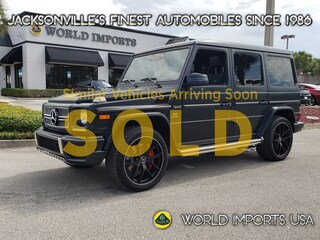 2018 Mercedes-Benz G65 AMG AMG G 65 4matic SUV - Rare - Msrp $226,175.00 Sport Utility for Sale in Jacksonville FL