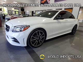 Used 2019 Mercedes-Benz C300 Sport Sedan - NEW $52,385.00 Sedan in Jacksonville FL