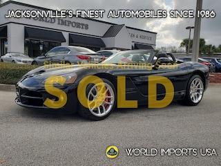2005 Dodge Viper SRT10 Roadster (Collectors Series) Convertible for Sale in Jacksonville FL